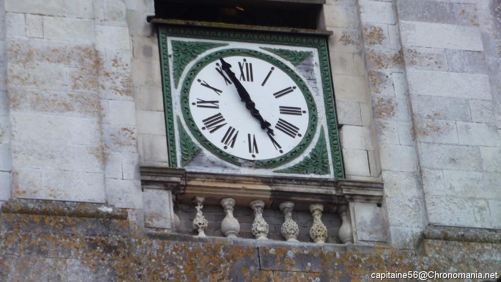 horloge hollandaise du 17ème siècle
